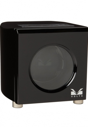 SINGLE WATCH WINDER (BLACK)