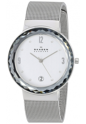 Women's Klassik Analog Silver Watch 34mm