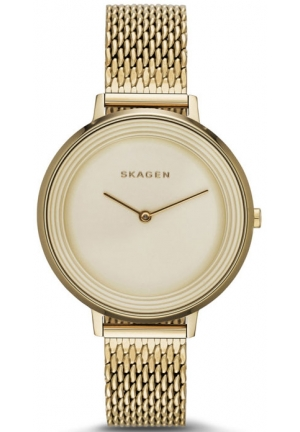 SKAGEN Ditte Steel Mesh Watch 36.5mm