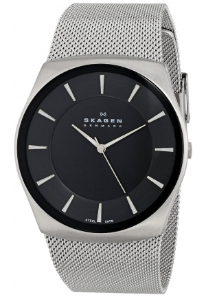 Men's Skagen Denmark Klassik Dress Watch
