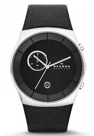 SKAGEN MEN'S KLASSIK CHRONOGRAPH WATCH