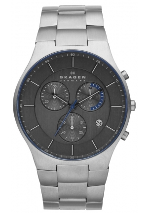 MEN'S AKTIV TITANIUM CHRONOGRAPH WATCH
