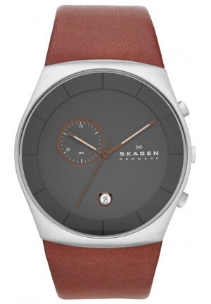 SKAGEN MEN'S KLASSIK WATCH