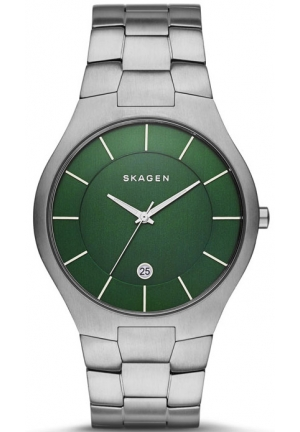 SKAGEN Grenen Steel Link Watch 41mm