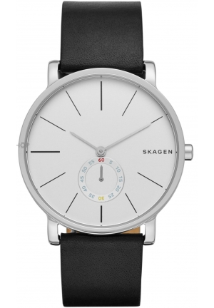 SKAGEN Hagen Silver Dial Ladies Dress Watch