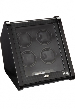 SLANTED 4 WATCH WINDER (CARBON FIBER)