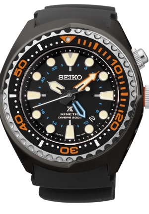 Seiko Prospex Men's kinetic (auto-quartz)