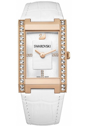 SWAROVSKI Citra Square - rose gold PVD 27x41mm