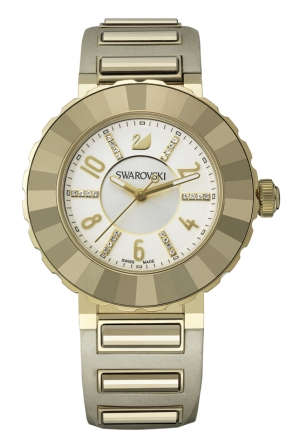 SWAROVSKI New Octea Sport Metallic Light Gold, Special Edition 39mm