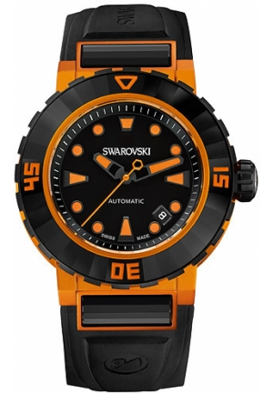SWAROVSKI Octea Abyssal - Orange 44mm