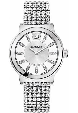 SWAROVSKI Piazza - Gold PVD, Crystal Mesh 36mm