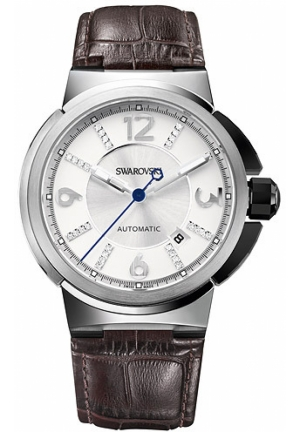 SWAROVSKI Piazza Grande - Automatic, Brown 43mm