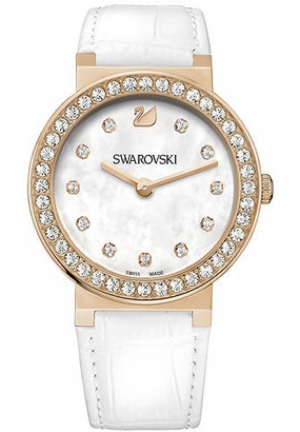 SWAROVSKI Swarovski Citra Sphere - white, rose gold 38mm 1185830