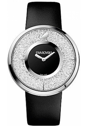 SWAROVSKI Swarovski Swarovski Crystalline Black Watch 40mm