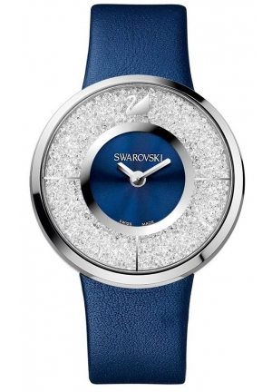 SWAROVSKI Swarovski Swarovski Crystallline Dark Blue Watch 40mm