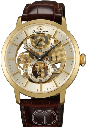 Đồng hồ Orient Star Vintage Skeleton Limited Edition SWZ0011DX