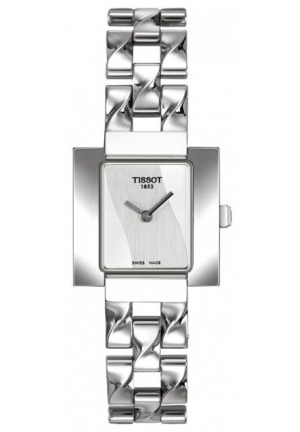 TISSOT T-Trend T-Twist Quartz T0043091103000, 28.5 x 23.5 mm
