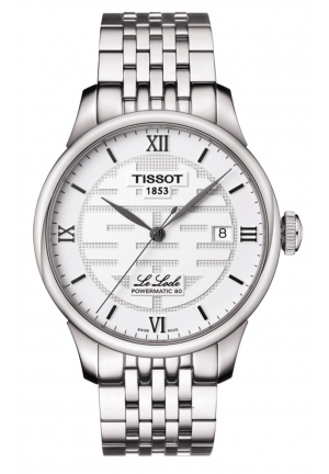 TISSOT LE LOCLE POWERMATIC DOUBLE HAPPINESS