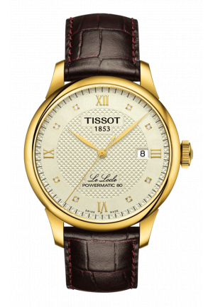 TISSOT LE-LOCLE-, 39.3MM