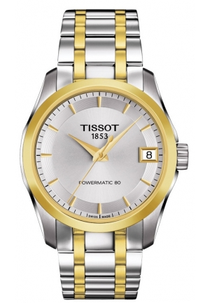 TISSOT COUTURIER POWERMATIC 80 T035.207.22.031.00