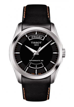 TISSOT COUTURIER, 39MM