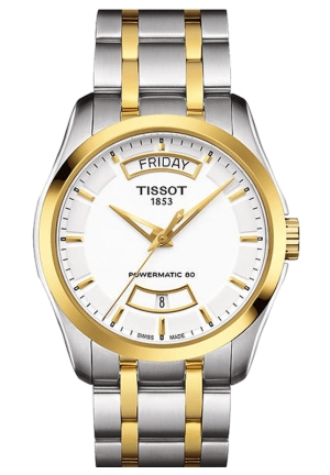 TISSOT COUTURIER POWERMATIC 80 T035.407.22.011.01