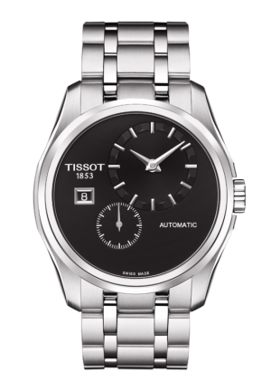 TISSOT MEN'S COUTURIER AUTOMATIC WATCH T035.428.11.051.00