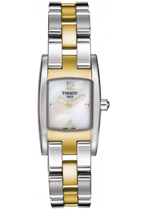 TISSOT T-Trend T3 Mother of Pearl Dial Ladies Watch T042.109.22.117.00