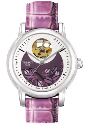 Tissot T-Classic Lady Heart Automatic Womens Watch T0502071603100