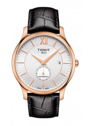 TISSOT TRADITION AUTOMATIC SMALL SECOND T0634283603800, 40MM