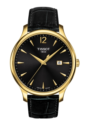 TISSOT TRADITION MEN'S WATCH T0636103605700, 42MM