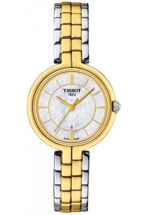 Tissot Tradition Leather Ladies Watch T0942102211101