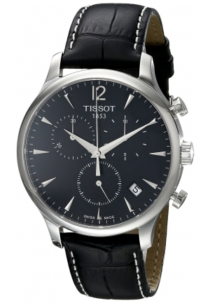 T Classic Tradition Chronograph Men's Watch,T0636171605700
