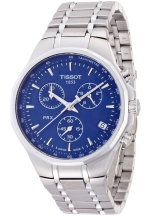 TISSOT PRX Classic Chronograph Mens Watch T0774171104100, 40.3mm