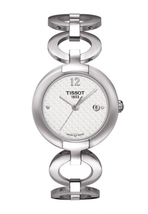 PINKY BY TISSOT WOMEN'S QUARTZ WHITE DIAL WATCH WITH STAINLESS STEEL BRACELET T0842101101701, 27.95MM