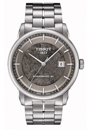 TISSOT LUXURY POWERMATIC 80 JUNGFRAUBAHN T086.407.11.061.10