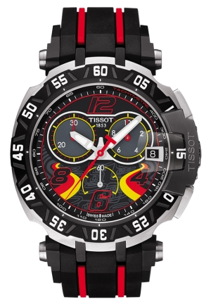 TISSOT T-RACE QUARTZ STEFAN BRADL LIMITED EDITION 2016 T0924172705702, 45.25X47.2MM