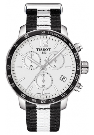 TISSOT BROOKLYN NETS QUICKSTER QUARTZ CHRONOGRAPH T0954171703711