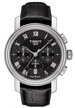 TISSOT BRIDGEPORT AUTOMATIC CHRONOGRAPH T097.427.16.053.00