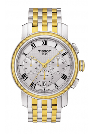 TISSOT BRIDGEPORT, 42MM
