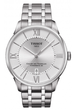 Tissot Chemin Des Tourelles Powermatic 80, T099.407.11.038.00 42mm