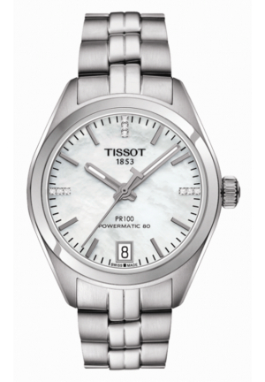 TISSOT PR 100 Powermatic 80 Lady, 33mm