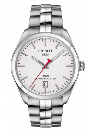TISSOT PR 100 POWERMATIC 80 ASIAN GAMES EDITION, 39MM
