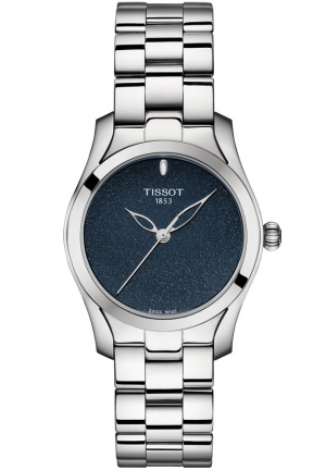 Tissot Ladies T-Wave Silver Watch T112.210.11.041.00