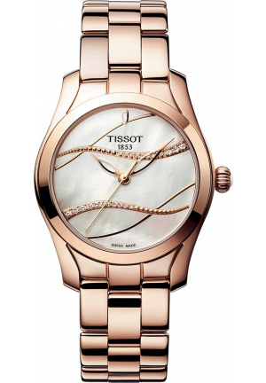 TISSOT T112.210.33.111.00 T-WAVE WATCH 30MM
