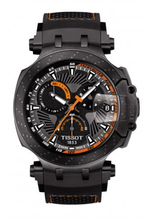 TISSOT T RACE MARC MARQUEZ 2018 LIMITED EDITION , 47.6MM