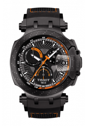 TISSOT T-RACE MARC MARQUEZ 2018 LIMITED EDITION MEN'S WATCH