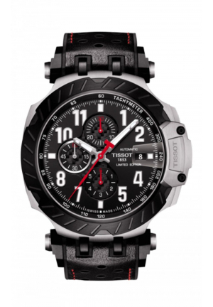 Tissot T-Race MotoGP 2020 Chronograph, 45mm