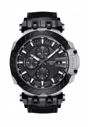 Tissot T-Race Automatic Chronograph, 48.8mm