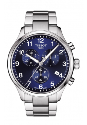 TISSOT CHRONO XL CLASSIC T1166171104701, 45MM
